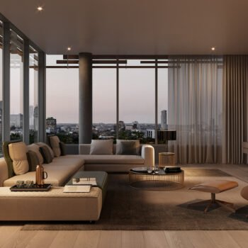 MasteryByCrown Penthouse Living